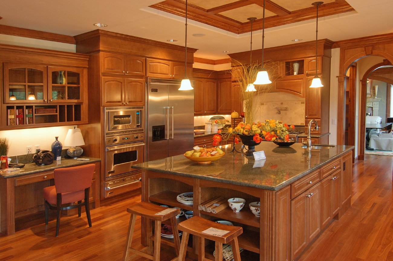 Perfect Kitchen Design Ideas with Oak Cabinets 1300 x 864 · 633 kB · jpeg