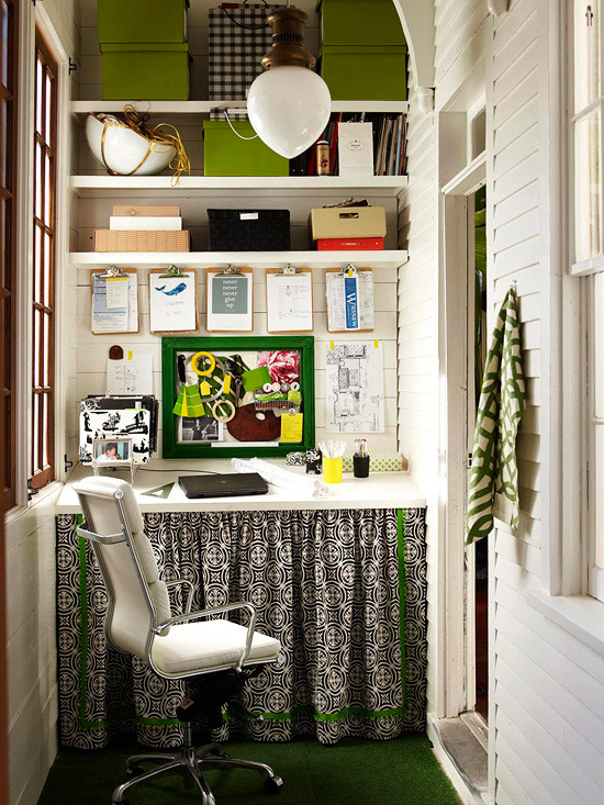 Interiors Office Alcove