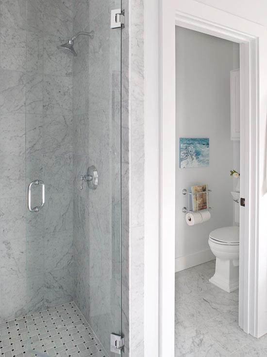Glass shelves for bathrooms - Simply Elegant Bathroom Xenia Nova