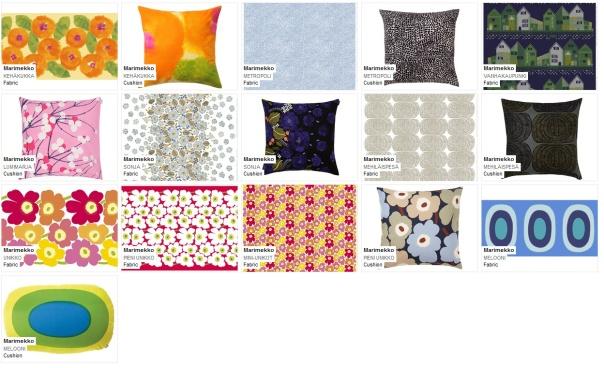 Marimekko fabrics 2
