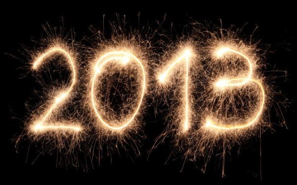 2013 is here