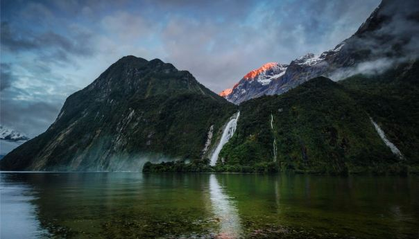 Fiordland, new zealand