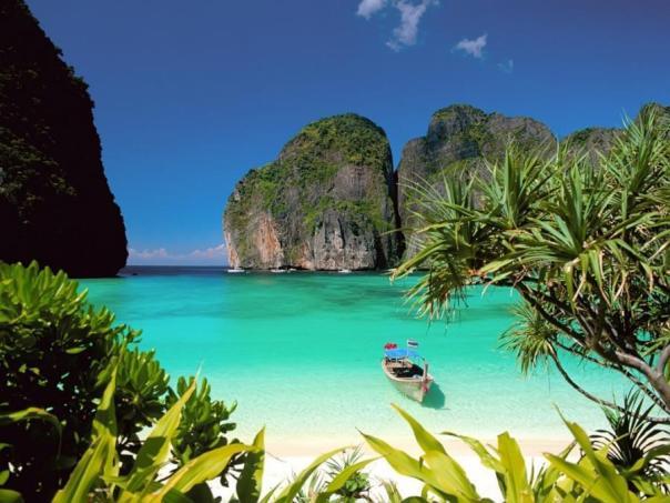KOH TAO BEACH , THAILAND