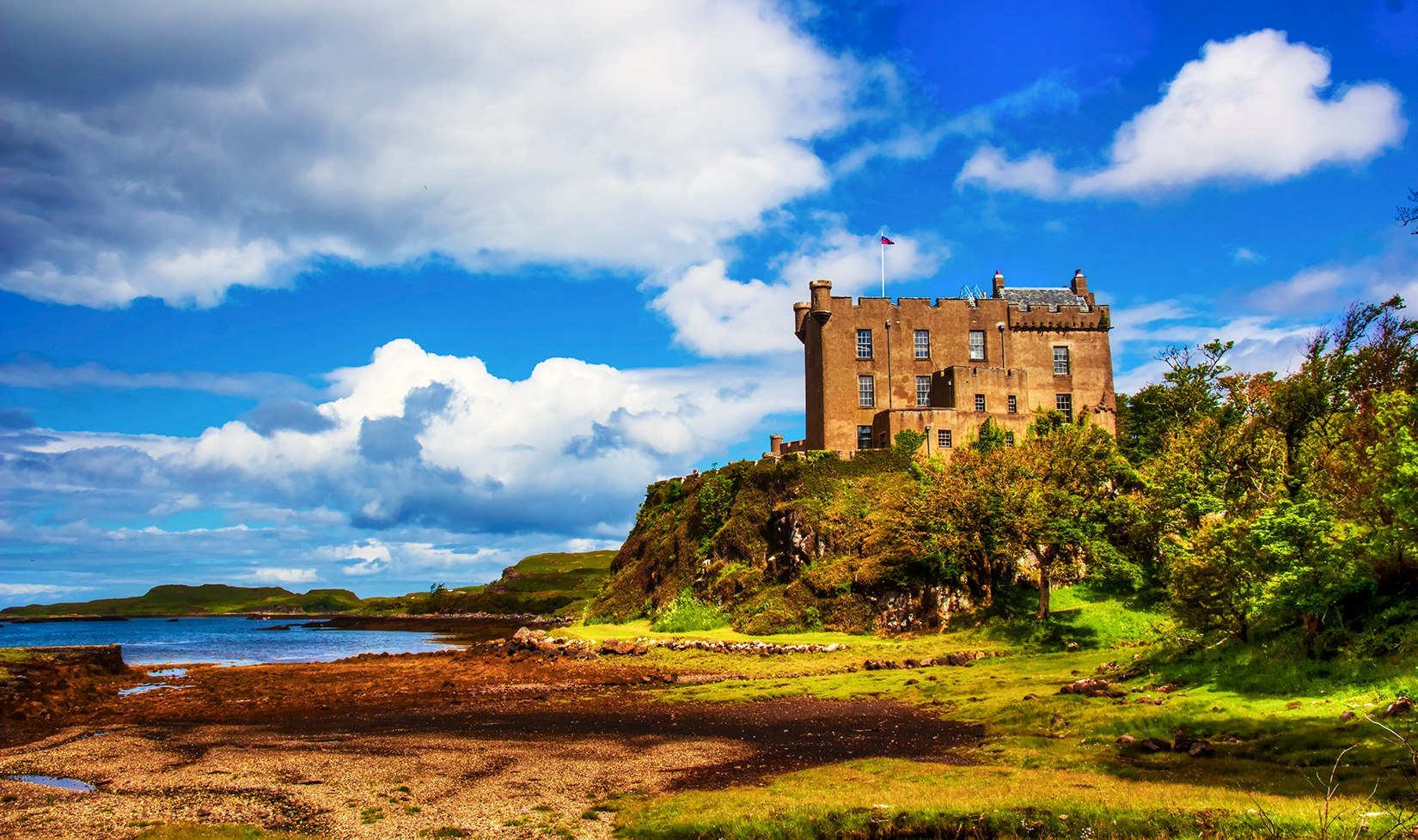 photo of dunvegan castle - photo #14