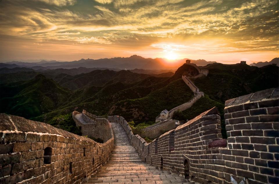 The great wall of china xenia nova