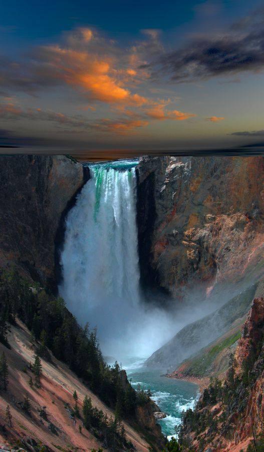 beautiful planet Earth