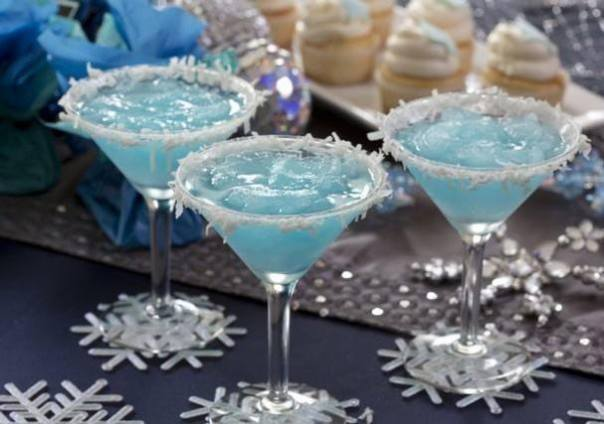 Jack Frost Martini